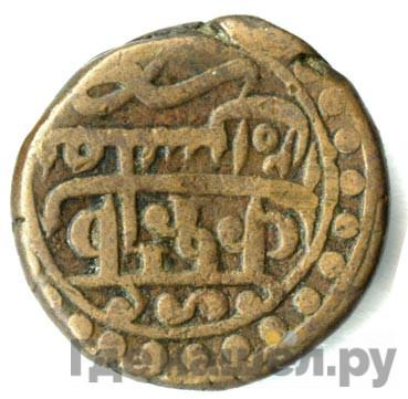 Аверс Полубисти 1787 года  Грузинские монеты