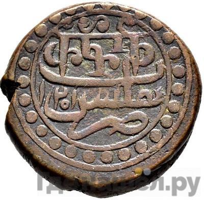 Аверс Бисти 1787 года  Грузинские монеты