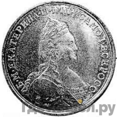 """Аверс Медаль 1789 года Т.I. """"За храбрость на водах Финских"""""""