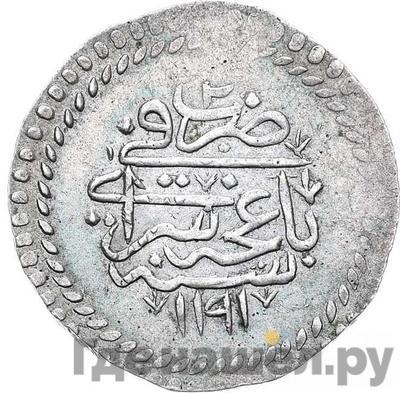 Реверс Онлык 1778 года  Шахин-Гирей  2-й год правления