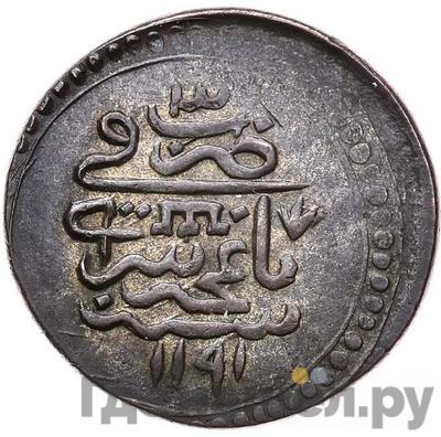 Реверс Онлык 1779 года  Шахин-Гирей  3-ый год правления