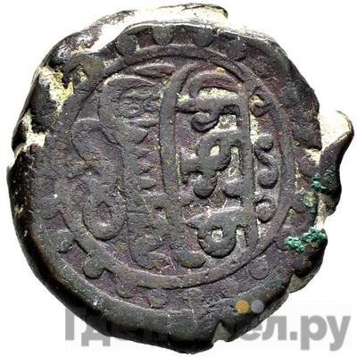 Аверс Бисти 1796 года  Грузинские монеты