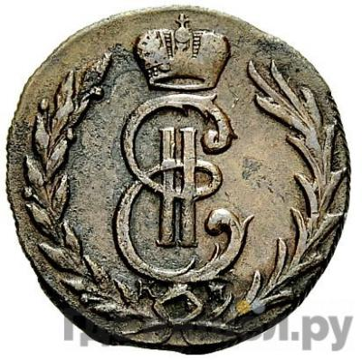 Аверс Денга 1779 года КМ Сибирская монета
