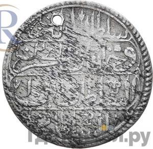 Реверс Пиастр 1790 года  Для Турции