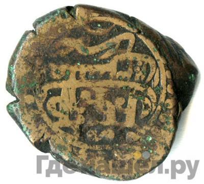 Аверс Бисти 1789 года Грузинские монеты 1203 год хиджры