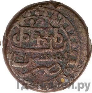 Аверс Бисти 1781 года  Грузинские монеты