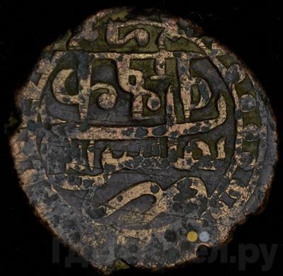 Аверс Полубисти 1781 года  Грузинские монеты